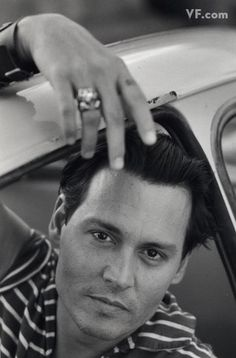 Photos: The Johnny Depp Outtakes