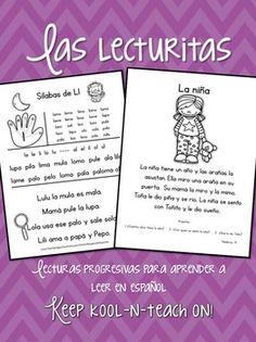 Easy reading comprehension in spanish activities - Agencias para tener estudiantes en casa ...
