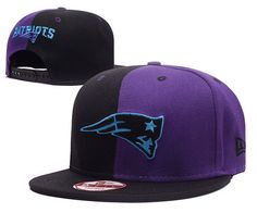 New England Patriots Black/Purple Split Snapback Hats|only US$6.00 - follow me to pick up couopons.