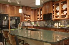 Charmant Back Splach Kitchen  M/I Homes | Tampa FL Design Center