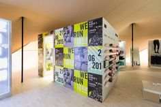 Nike celebrates Womens 10k with store displays and pop-up - Retail Design World by See Displays