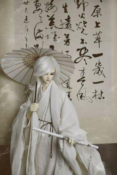 Japanese Art doll