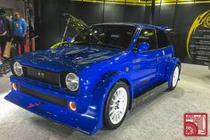 There are few rotary tunersmore prolific thanRE Amemiya. Founder Isami Amemiya has been at it since 1974,building all manner of bonkers pistonless demons. Typically, his Auto Salon booth is line…