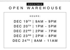 Come shop in the warehouse this weekend! 148 E. Stiegel St. Manheim PA 17545