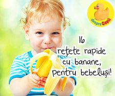 Baby Food Recipes, Food Baby, Deserts, Parenting, Fruit, Vegetables, Cooking, Bb, Banana