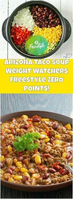 Arizona Taco Soup Weight Watchers Freestyle ZERO POINTS! | weight watchers recipes | Page 2