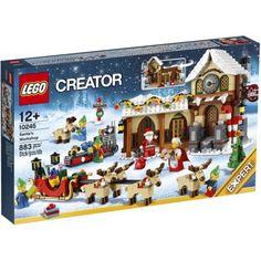 LEGO Creator Julemandens Værksted 10245