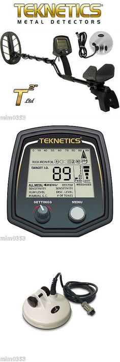 Metal Detectors: Teknetics T2 Ltd Se Metal Detector With 2 Coils - Newest Version - Free Shipping -> BUY IT NOW ONLY: $699 on eBay!