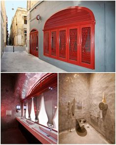 Let's start for an original #Toilet #Tour!   #Bagni pubblici a #Malta La Valletta #public #toilet