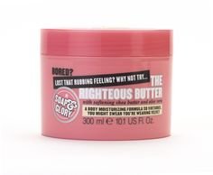 Body butter from Soap and Glory