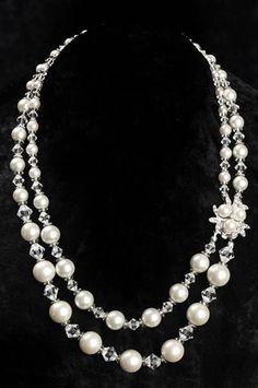 Wedding Necklace  J-9315