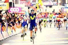 TOP 5 BICICLETAS DE CARRETERA: Una de las victorias más emotivas de Valverde... V...