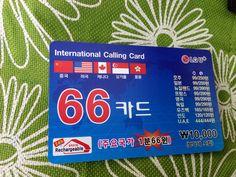 Calling card 1