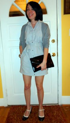 Awesome blog where she takes old goodwill finds and turns them into new clothes