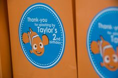Little Muon: Taylor's 2nd Birthday - Part 1: Finding Nemo