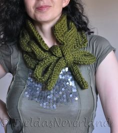 Twist Me Around hand knit chunky cable by EveldasNeverland