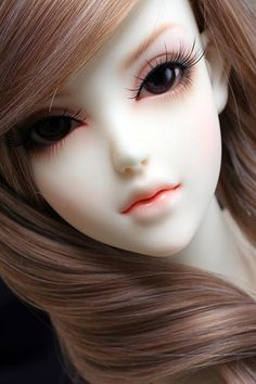 Renewal by LordNoctis on DeviantArt Beautiful Barbie Dolls, Pretty Dolls, Big Eyes Artist, Porcelain Dolls Value, Dolly Doll, Anime Dolls, Bjd Dolls, Cute Baby Dolls, Chibi Girl