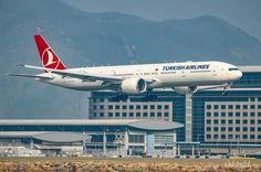 Turkish Airlines Boeing 777-3F2/ER