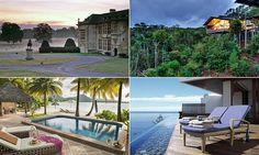 The world's 100 best hotelsrevealed