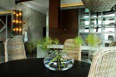 Areias do Seixo Hotel19 Glass Vase, Loft, Kitchen Appliances, Dark, Plants, Home Decor, Sands, Interiors, Diy Ideas For Home