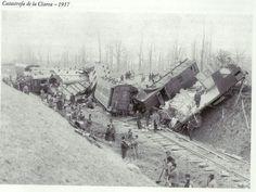 Cea mai mare catastrofă din istoria Căilor Ferate Române: Accidentul de la Ciurea din 1/13 ianuarie 1917   Historia