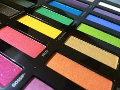 Urban Decay Spectrum Palette - I have all the colors