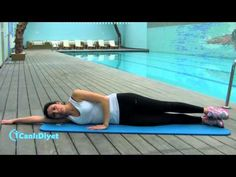 İç Bacak Egzersizleri - 1 - YouTube