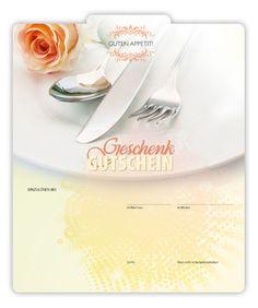 Gutscheine für die Gastronomie G2002 Restaurants, Napkins, Tableware, Fine Dining, Gifts, Food, Dinnerware, Towels, Dishes