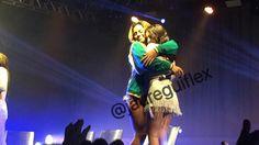 Fifth Harmony on stage #727TourCuritiba