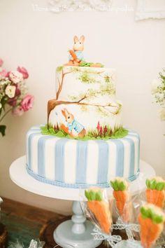 Peter Rabbit cake - Cake by Cláudia Oliveira