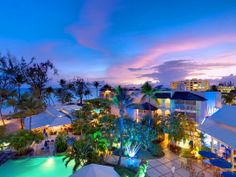 At #TurtleBeach resort, we like to add color. #Barbados #BarbadosIslandInclusive