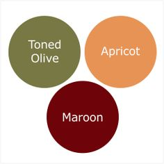 How To Wear Maroon For A Toned Autumn (Soft Autumn)