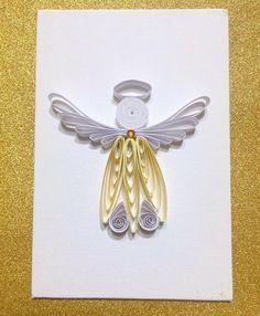 Un preferito personale dal mio negozio Etsy https://www.etsy.com/it/listing/574477735/angel-christmas-ornament-angelo-in-carta