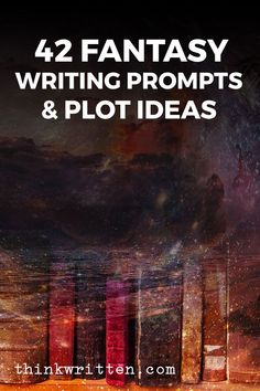 42 Fantasy Writing Prompts & Plot Ideas for Epic Stories is part of Science Art Creative Writing - These 42 fantasy writing prompts and plot ideas are waiting for you to write them into your next big novel, screenplay, short story Writing Prompts 2nd Grade, Kindergarten Writing Prompts, Writing Genres, Writing Prompts For Writers, Picture Writing Prompts, Writing Promps, Creative Writing Prompts, Story Prompts, Writing Ideas