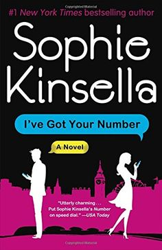 "I've Got Your Number: A Novel by Sophie Kinsella. ""Utterly charming . . . Put Sophie Kinsella's Number on speed dial.""— USA Today Poppy Wyatt has never felt luckier. She is about to marry her ideal man, Magnus Tavish, but in one afternoon her ""happily ever after"" begins to fall apart. Not only has she lost her engagement ring in a hotel fire drill, but in the panic that follows, her phone is stolen. As she paces shakily around the lobby, she spots an abandoned phone in a trash can…"