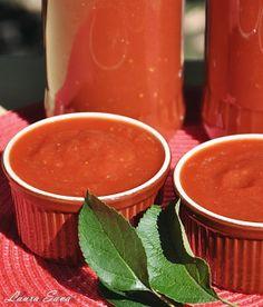 Ketchup de casa