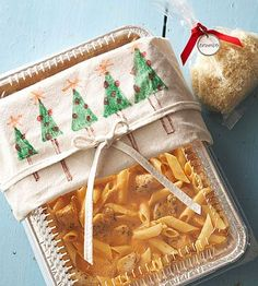 Christmas Food, I so love this idea for your neighbor friends as a gift.
