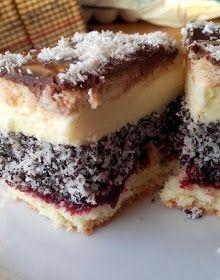 Takie tam moje pomysły: Ciasto Pijak Recipe Sheets, Food Cakes, How Sweet Eats, Desert Recipes, Tiramisu, Cake Recipes, Cheesecake, Deserts, Pudding