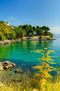 from Opatija to Lovran. Croatia