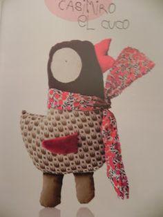 Ziztatu : Patrones para Muñecos de Tela