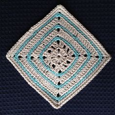 Ravelry: judso's In a Spin Block 55, a spin on my free pattern! #anastaciaknits