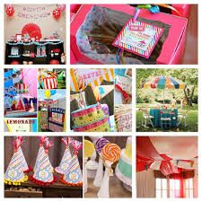 carnival birthday theme - Google Search