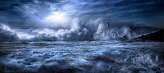 ~ Stormy elements ~ by Jasna Matz