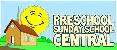 lots of free pre-K Sunday School ideas