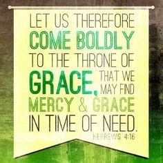 Heb 4:16