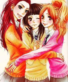 Aiko, Mei and Asami | Sukii-tte Ii Na Yo