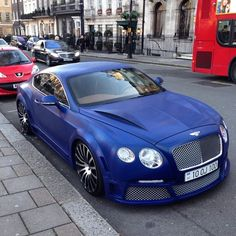 Onyx Bentley Continental
