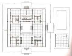 Los Angeles, CA - Craig Ellwood Craig Ellwood, Farnsworth House, Casa Patio, Modern House Plans, Modern Houses, Best Architects, Courtyard House, Modern Glass, Modern Architecture