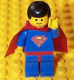 Super Lego Man!