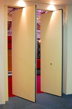 Movable Walls at our showroom
